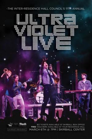 Mara Wilson and Jenny Jaffe to Co-Host NYU's UltraViolet Live 2014, 3/6