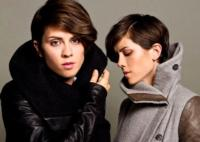 Tegan and Sara Appear on CBS's DAVID LETTERMAN Tonight