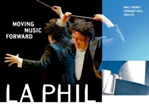 LA Phil Announces 2014-15 Season at Walt Disney Concert Hall
