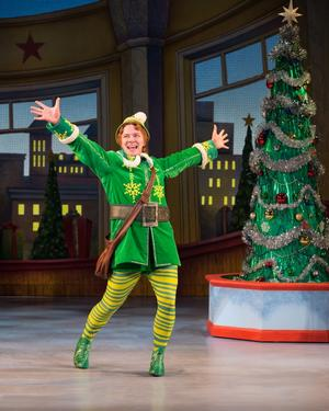 BWW Reviews: ELF Spreads Cheer at Kennedy Center