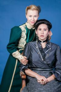 Hawai'i Pacific University's Paul and Vi Loo Theatre Presents HEDDA GABLER, Now thru 5/5