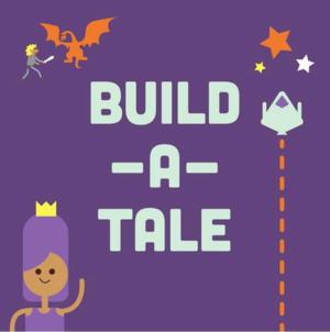 BUILD-A-TALE Improv Show Set for Gorilla Tango, 4/5-26