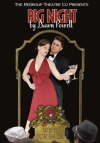 ReGroup Theatre Offers Open BIG NIGHT Dress Rehearsal, 11/28