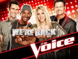 NBC's THE VOICE, THE BLACKLIST Are Monday's #1 & #2 Shows