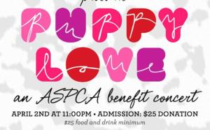 Heather Parcells, Chondra Profit and More Set for PUPPY LOVE Benefit Concert for ASPCA; 4/2 at 54 Below