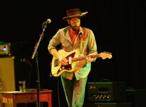Ray LaMontagne Performs Intimate Concert at Town Hall In New York City