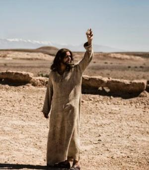 Big Screen Drama SON OF GOD Heads to Blu-ray/DVD Today