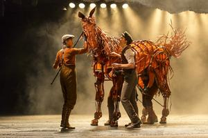 BWW Reviews: WAR HORSE - A Visually Stimulating Unique Experience