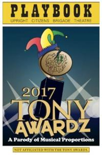 Cast Announces for THE 2017 TONY AWARDZ at Upright Citizens Brigade Theatre