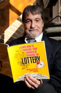 'Lottery Wizard' Richard Lustig Comes to Broadway Theatre of Pitman Tonight