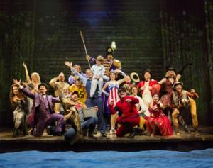 BIG FISH to Make a Splash on the West Coast in Regional Premiere with Original Sets and Costumes, Oct 2014