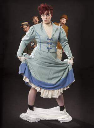 Theatre in the Round Players to Stage THE UNDERPANTS, 9/5-28