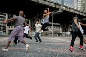 Companhia Urbana de Danca, Rio de Janeiro-Style Hip Hop, to Ignite Miami, 2/23