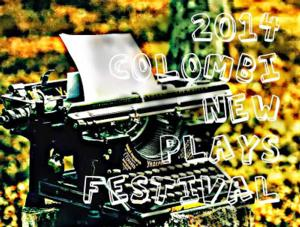 Ensemble Theatre Continues 2013-14 Season With 3RD ANNUAL COLOMBI NEW PLAYS FESTIVAL, 3/13-4/6