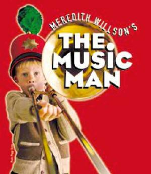 THE MUSIC MAN to Begin Previews 3/27 at The John W. Engeman Theater