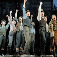 NEWSIES Wins ACCA Award for Outstanding Broadway Chorus!