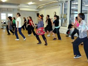American Rhythm Center Hosts Free Classes at Fine Arts Building, Now thru 9/8