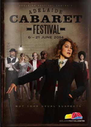 First Look: This Year's Glamorous Adelaide Cabaret Festival Season Brochure!