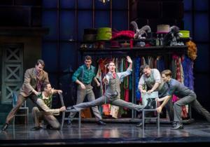 BWW Reviews: Barry Manilow's HARMONY Finally Gets a Deserved Staging at the Ahmanson