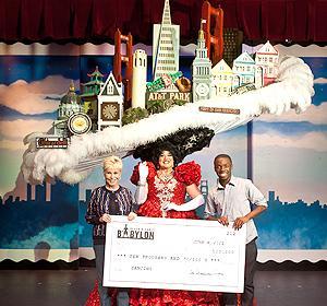 Steve Silver Foundation and Beach Blanket Babylon Announce 2014 Scholarship for the Arts Program
