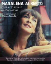 West End Star Madalena Alberto to Make Spanish Debut at Barcelona's La Cova del Drac, Dec 3