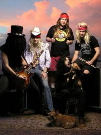 Guns N' Roses Tribute Band Mr. Brownstone to Appear at Brooklyn Bowl, 5/18