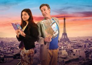 Shobna Gulati and Joe McGann Star in APRIL IN PARIS UK Tour, Kicking Off Today