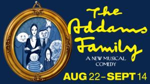 THE ADDAMS FAMILY Treads the Boards at Theatre Memphis, Now thru 9/14