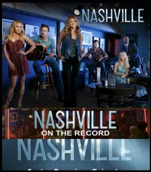 ABC to Air NASHVILLE ON THE RECORD, 4/23