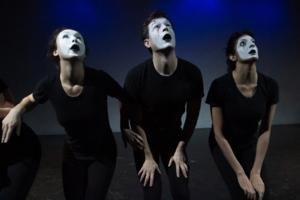 Broken Box Mime to Premiere TOPOGRAPHY at The Wild Project, 9/25