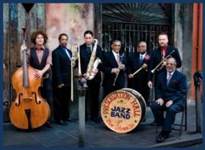 Preservation Hall Jazz Band to Play WHBPAC, 5/9