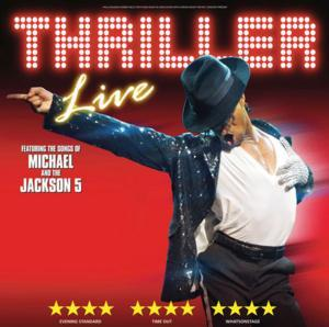 THRILLER LIVE to Play Lyceum Theatre, 21-26 Oct