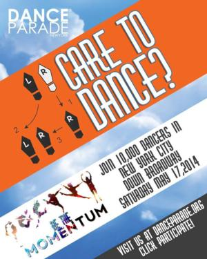 NYCs 8th Annual Dance Parade + Festival Set for 5/17