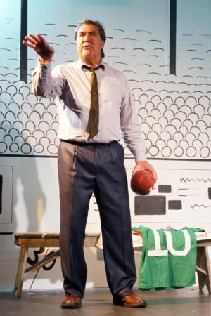 THE DISAPPEARING QUARTERBACK, HOLD THESE TRUTHS and More Set for Plays & Players' 2014-15 Season of One-Person Shows