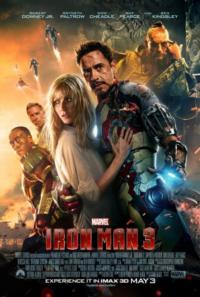 IRON MAN 3 Grosses $7.1 Million in Overseas IMAX Theaters
