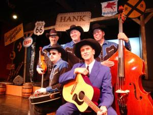 Hank Williams Tribute Set for Spencer Theater, 4/19