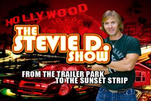 Comedian Stevie D. Launches New Celebrity Talk Show THE STEVIE D. SHOW
