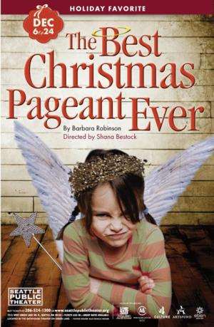 THE BEST CHRISTMAS PAGEANT EVER Returns to Seattle Public Theater ...