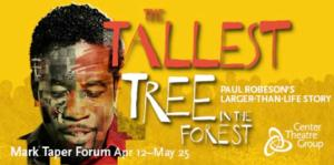 Daniel Beaty's THE TALLEST TREE IN THE FOREST to Play CTG's Mark Taper Forum, 4/12-5/25