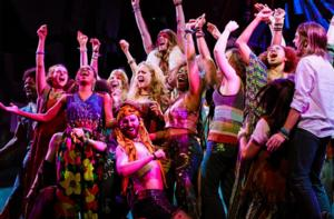 'Let the Sunshine In' at HAIR at the Long Center Tonight