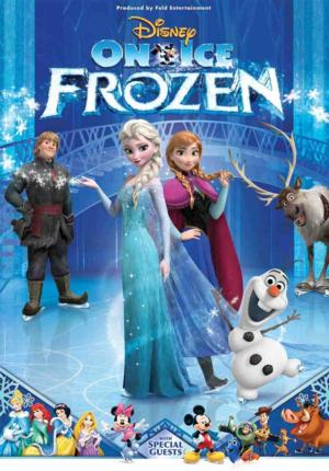 Disney on Ice Brings FROZEN to Baltimore, 10/29-11/2