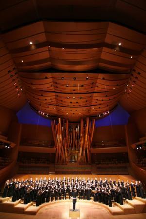 LAMC to Close High School Choir Fest at Walt Disney Concert Hall, 5/2