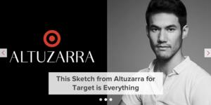 Altuzarra For Target Announced for Fall