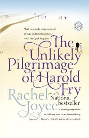 Bookworks Presents It's About Books April Featuring THE UNLIKELY PILGRIMAGE OF HAROLD FRY