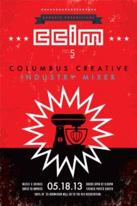Roharik Productions Presents Columbus Creative Industry Mixer, 5/18