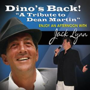 Dean Martin Tribute Set for Warner's Nancy Marine Studio Theatre, 10/20