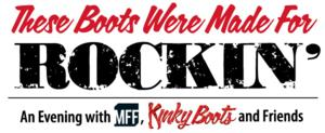 KINKY BOOTS Cast Members & Mark Fisher Fitness Partner for BC/EFA Benefit at 54 Below, 5/26