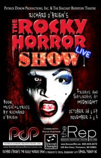THE WOMAN IN BLACK, Haunted Tours, ROCKY HORROR and More Set for Seacoast Rep's 2012 Halloween Lineup