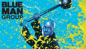 BLUE MAN GROUP Returns to Washington, D.C.'s National Theatre, Now thru 5/11