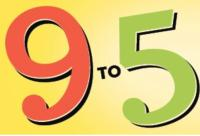NDSU Presents 9 TO 5 THE MUSICAL, 2/21